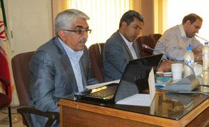 اولین جلسه جامعه ایمن شهرستان رودان برگزار شد
