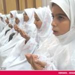 رودان نییوز : 850 دانش آموز دختر رودانی آغاز تکلیف دینی خود را جشن گرفتند