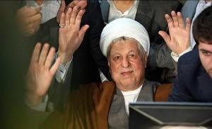 اولین سخنرانی انتخاباتی هاشمی رفسنجانی