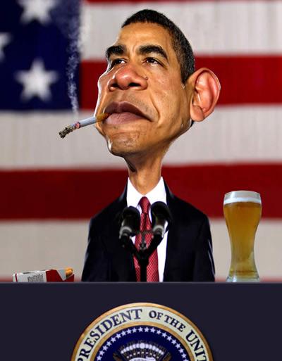 پرزیدنت اوباما