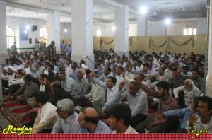 گزارش تصویری (2) / راهپیمایی روز جهانی قدس در رودان