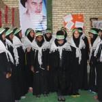 20 هزار دانش آموز رودانی سال تحصیلی جدید خود را آغاز کردند+تصاویر