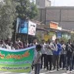 رژه حماسی 31 شهریور ماه در رودان