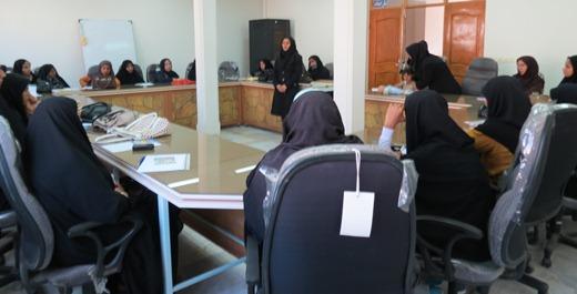 """کارگاه آموزشی """"تغذیه سالم برای تندرستی"""" در رودان برگزار شد"""