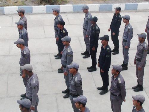 رزمایش کنترل اغتشاش و شورش در اردوگاه حرفه آموزی و کاردرمانی رودان برگزار شد