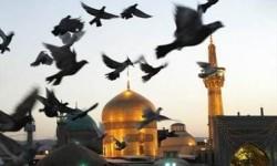 جشن زیر سایه خورشید در رودان برگزار می شود/ پرچم بارگاه ملکوتی امام رضا(ع) در رودان به اهتزاز در می آید