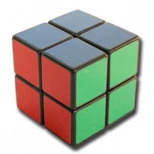 حل مکعب روبیک 2*2