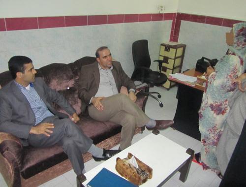رودان نیوز : بازدید رئیس دادگستری رودان از زندان مرکزی بندرعباس