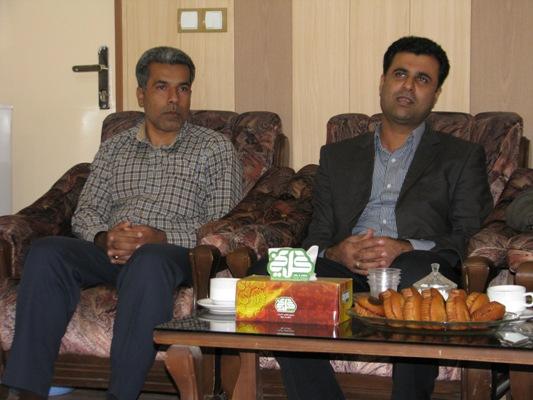 حسین شادزی به عنوان سرپرست هیئت ورزشی نابینایان و کمبینایان رودان معرفی شد