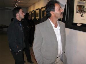 گزارش تصویری/نمایشگاه عکس محرم و آیین های عاشورایی در رودان