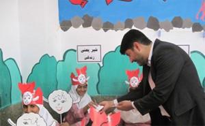 آغاز طرح توزیع شیر رایگان بین 17هزار دانش آموز رودانی