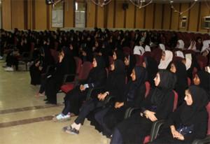 نخستین همایش نانو با مشارکت 420 دانشآموز در رودان برگزار شد