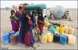 اعتباری برای آبرسانی در سیریک نداریم/ افزایش نگران کننده عمق چاه های آب