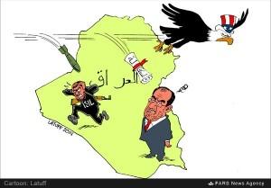 ارمغان آمریکا و داعش برای عراق