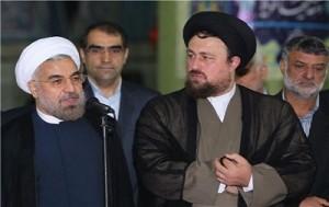حسن روحانی: در برابر تخریب گران نظام ساکت نمی مانم