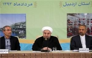 حسن روحانی: شخصا تیم هسته ای را هدایت می کنم