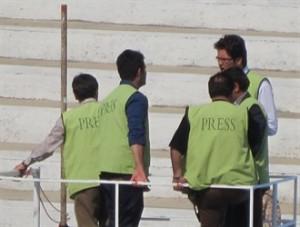 برخورد تیم حفاظتی ریاست جمهوری مناسب نبود