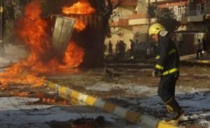 انفجار چندین بمب در بغداد و شمال عراق