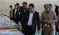 افتتاح نمایشگاه ۲۵ هزار جلدی کتاب در رودان