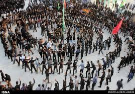 نمایشگاه عکس خیابانی محرم در رودان برگزار می شود