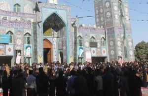 تجلی شور و شعور حسینی مردم رودان در روز اربعین سرور و سالار شهیدان