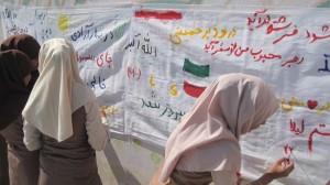 گزارش تصویری/ نمایشگاه دستاوردهای دبیرستان مهر بیکاه رودان