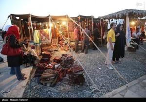 عکس: جشنواره نوروزی کیش