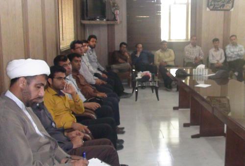 نشست انجمن حمایت از زندانیان رودان