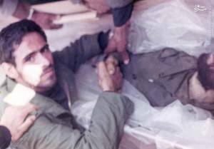 تشییع اولین فرمانده لشکر سپاه پاسداران + تصاویر