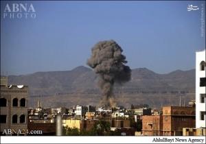 حملات سعودیها به یمن در آتشبس (تصاویر)