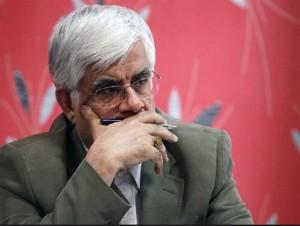 خشم عارف از ترک اجباری رقابت برای ریاست مجلس