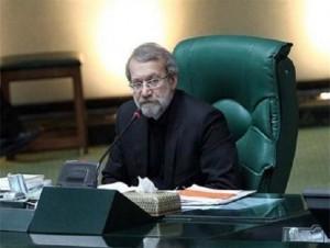 """شکست موقت """"امید""""/ لاریجانی با ۱۷۳ رای رئیس ماند/ نواب رئیس هم انتخاب شدند"""