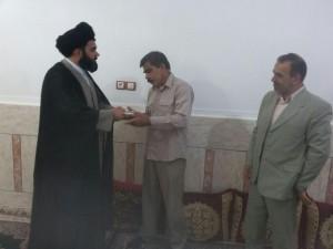 امام جمعه رودان از جانبازان و ایثارگران ۸سال دفاع مقدس دیدار کردند+تصاویر