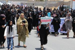 راهپیمایی روز جهانی قدس در شهرستان رودان+تصاویر