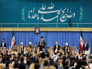 اقشار مختلف مردم چند استان با رهبر انقلاب دیدار کردند