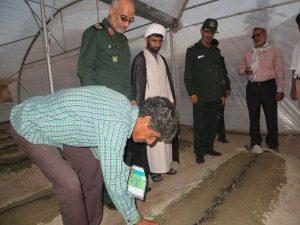 ۲ طرح اقتصاد مقاومتی بسیج سازندگی در شهرستان رودان به بهره برداری رسید+تصاویر