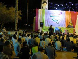جشن عیدغدیر در امامزاده شاه قطب الدین حیدر(ع) رودان برگزار شد+تصاویر
