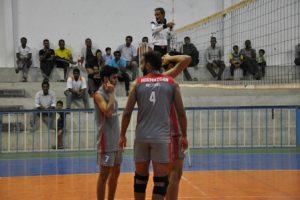 مسابقات چهار جانبه والیبال در رودان با قهرمانی بندرعباس به پایان رسید /تصویر