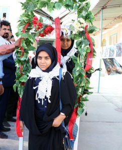 اعزام ۸۰ دانشآموز رودانی به اردوی راهیان نور