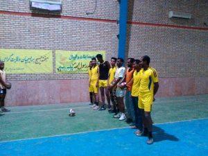 پایان مسابقات والیبال جام هفته بسیج جغین با قهرمانی تیم شهید روانهادی +تصویر