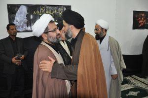 دیدار نماینده مردم هرمزگان درمجلس خبرگان رهبری با طلاب حوزه علمیه رودان+تصویر