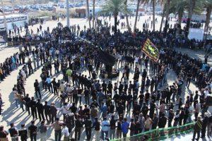 مراسم شهادت امام رضا (ع) در جوار امامزاده سید سلطان محمد رودان+تصویر