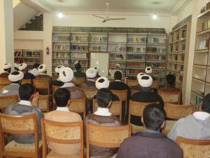 برگزاری دوره آموزشی مقابله با فرقه های نو ظهور انحرافی +تصویر