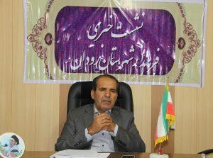 بهره برداری از ۴۰ پروژه عمرانی در ایام الله دهه مبارک فجر در رودان