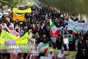 مسیر راهپیمایی یوم الله ۲۲ بهمن در مرکز شهرستان رودان اعلام شد