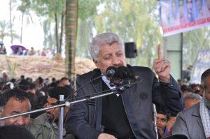 دعای ندبه با مداحی حاج صادق آهنگران در رودان +تصویر