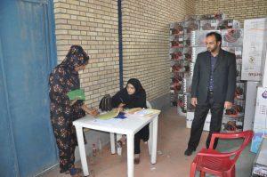 توزیع جهزیه بین ۳۷۰ زوج تحت پوشش کمیته امداد در رودان +تصویر