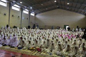 برگزاری جشن تکلیف ۱۲۰۰ دانش آموز پایه سوم در رودان +تصویر