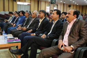 گردهمایی قطبی معاونین وراهبران آموزش ابتدایی شرق استان برگزار شد