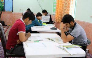 ۱۴۰ دانش آموز در اعتکاف علمی برگزار شده در رودان شرکت کردند
